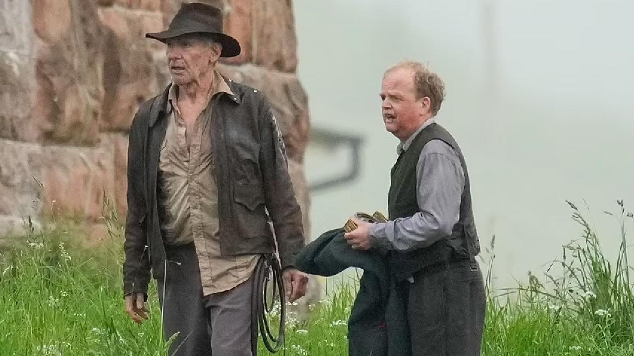 Harrison Ford Indiana Jones pelicula cgi
