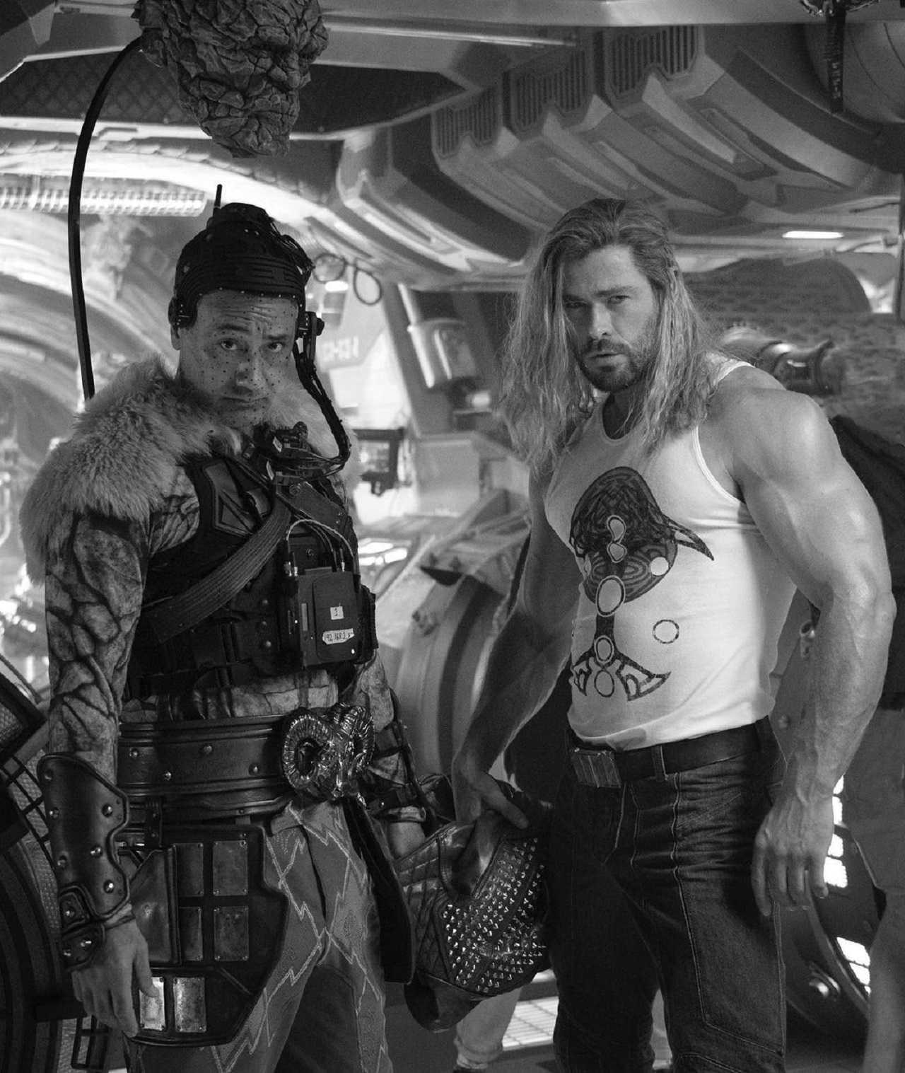 Thor Love and Thunder Película Grabaciones Estreno