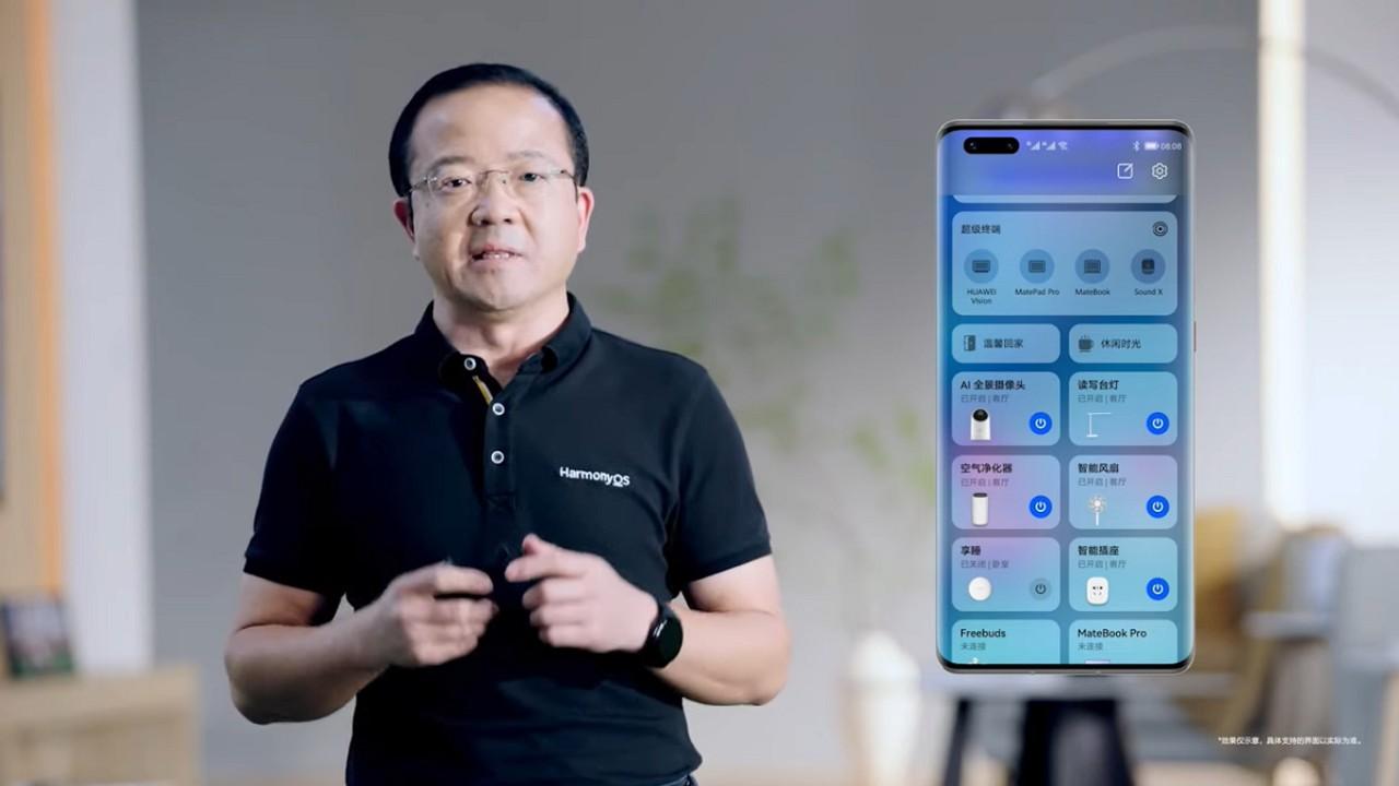 Huawei Sistema Operativo HarmonyOS