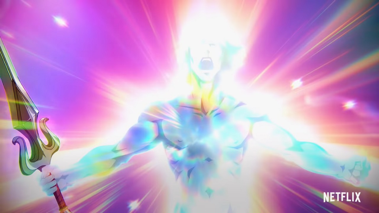 He-Man Nueva Serie Animada Masters of the Universe: Revelation