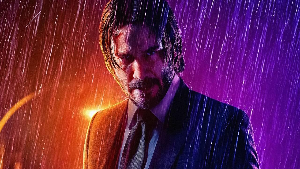 John Wick 4 Keanu Reeves Grabaciones Película