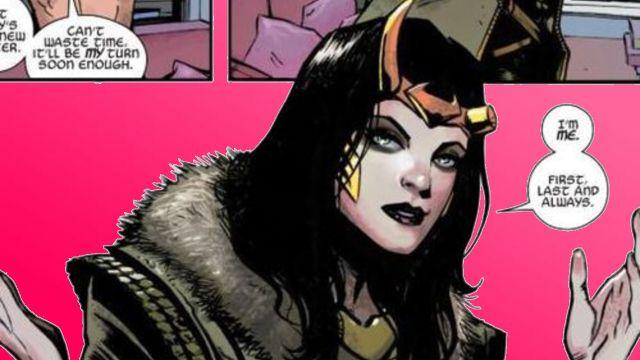 Marvel: Cosplayer latina le da vida a Lady Loki de esta manera