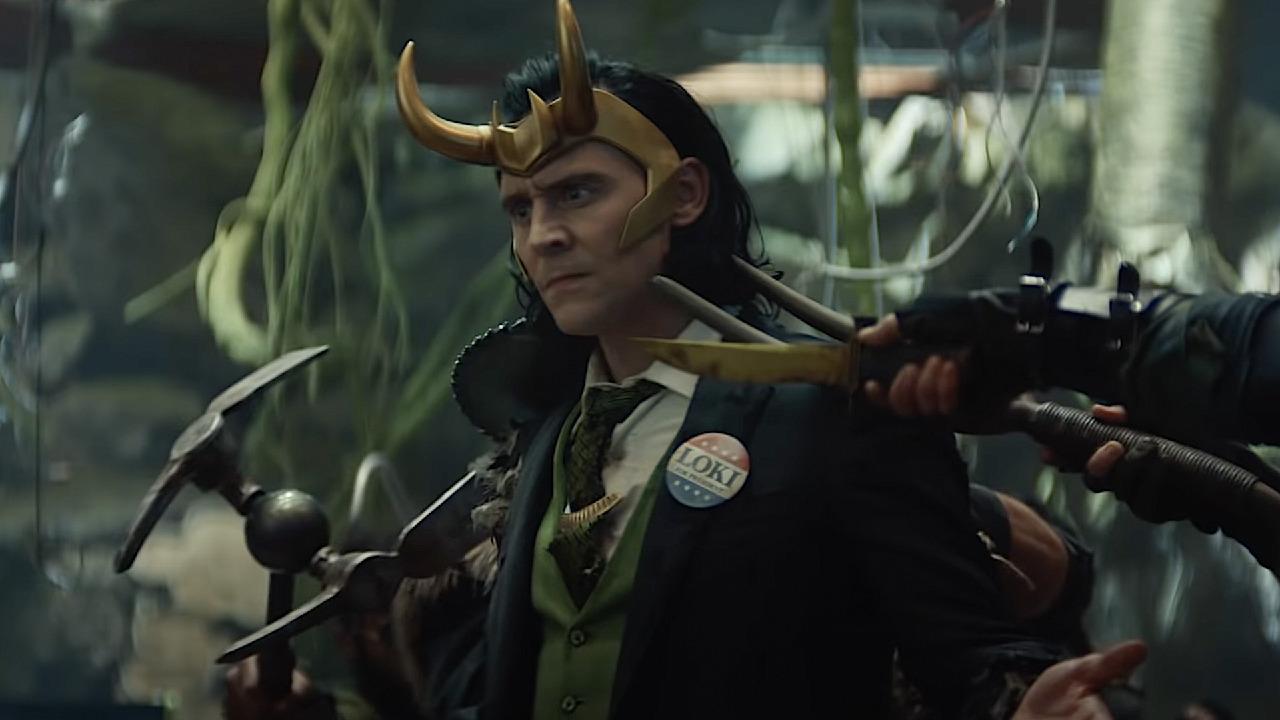 tom hiddleston loki disney serie