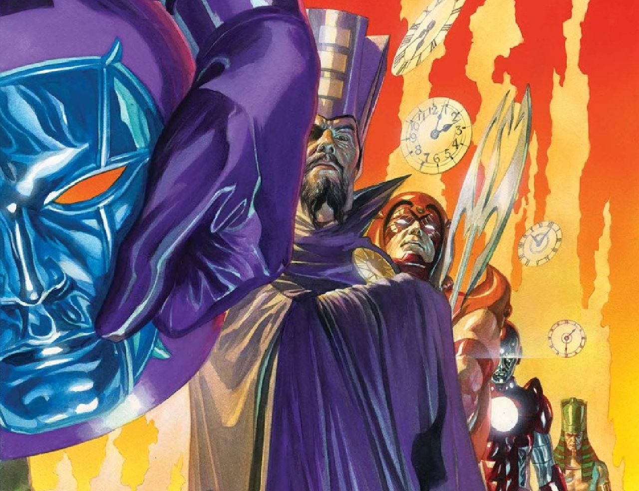 mayores amenazas marvel comics kang