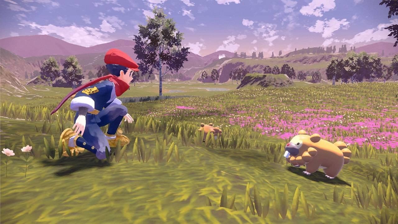 Nuevo Pokémon Legends Arceus Nintendo Switch Videojuegos