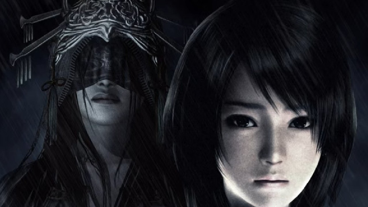 fatal frame maiden of Black Water switch e3