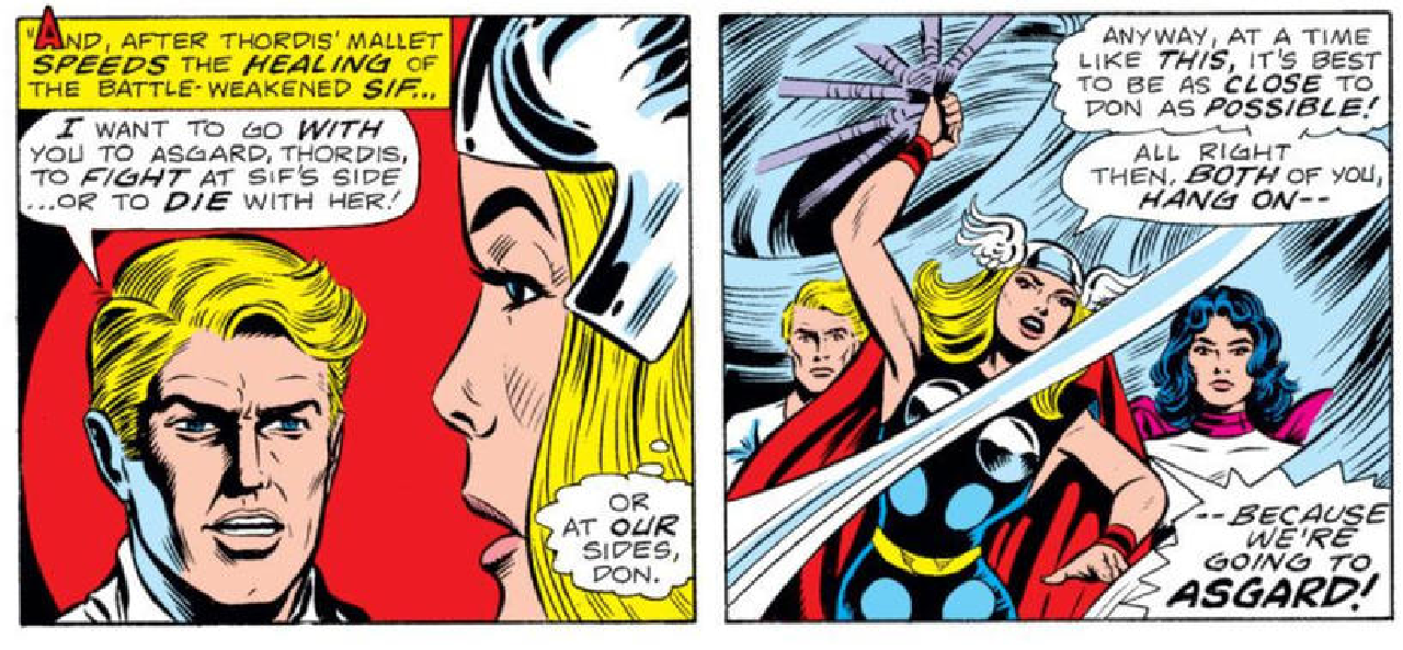 thor love and thunder what if jane foster