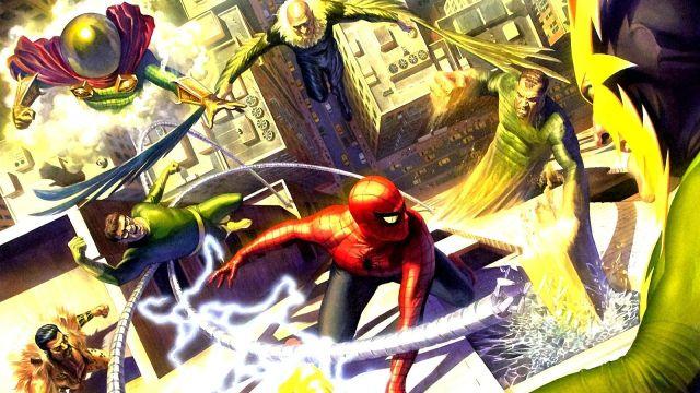 spiderman 3 2021 seis siniestros