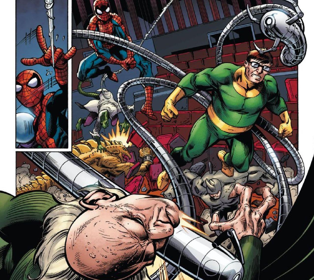 spiderman 3 2021 doctor octopus
