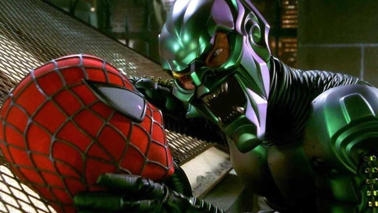 Spiderman 3 tom holland norman osborn