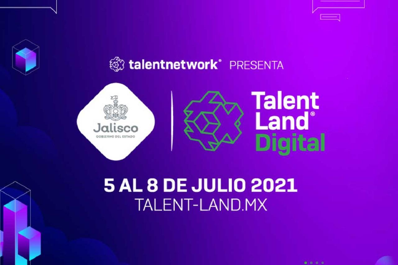 Talent Land Digital 2021 Fechas Invitados