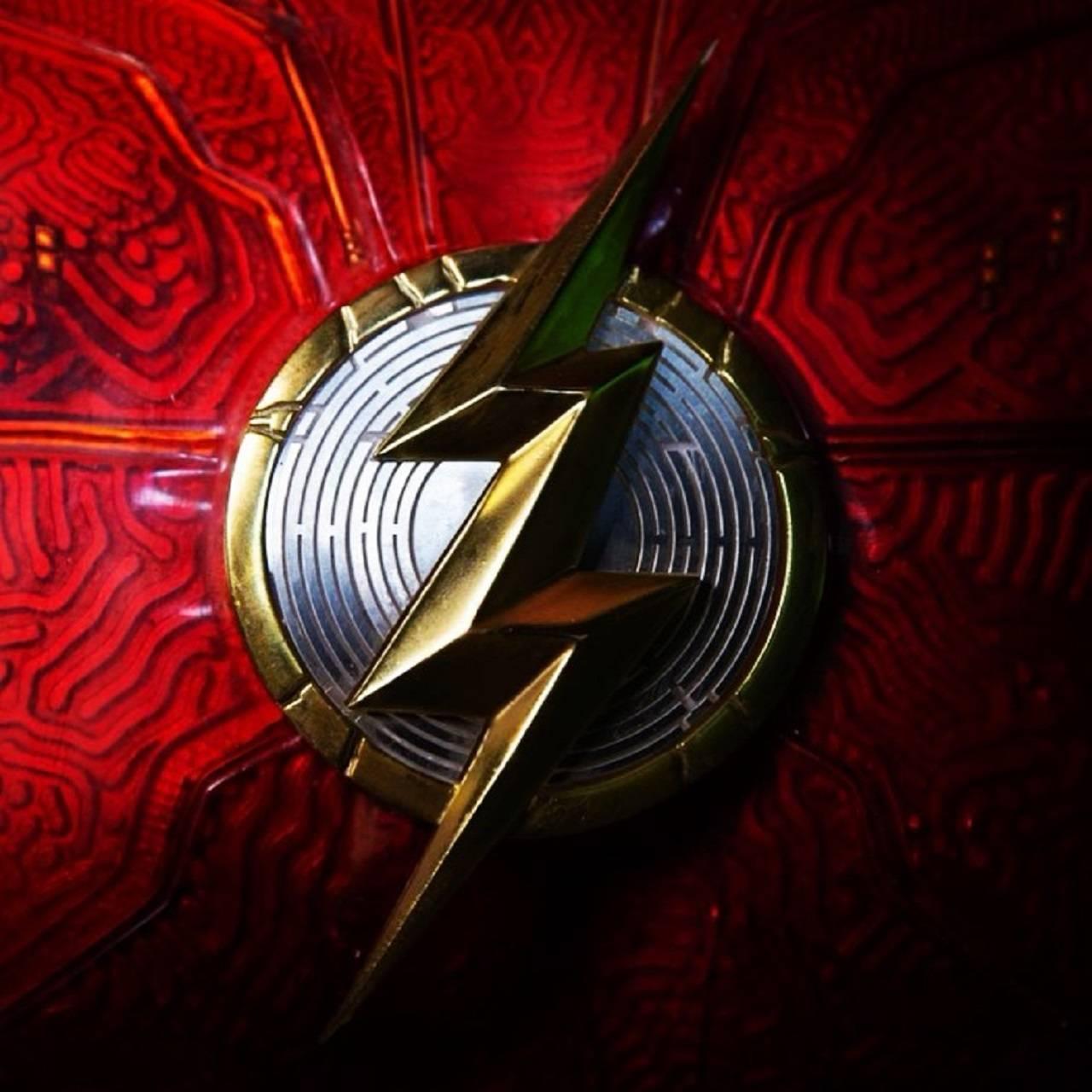 Nuevo Logo The Flash DC Comics Viajes en el Tiempo