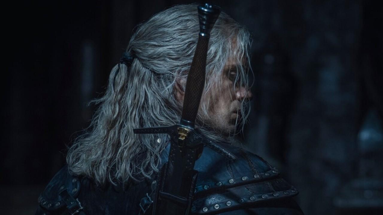 Geralt de rivia the witcher temporada dos netflix