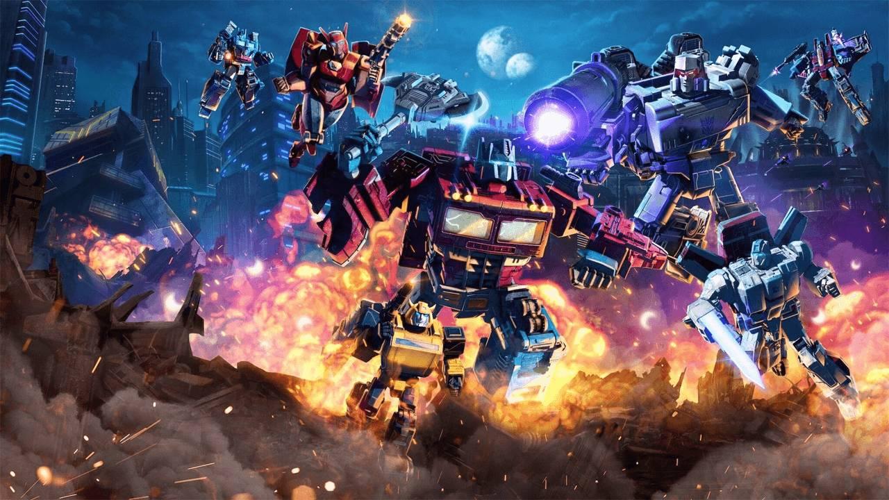 Niantic Nuevo Juego Transformers Realidad Aumentada Lanzamiento Descripción