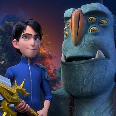 Trollhunters: Rise of the Titans Primer Tráiler Guillermos del Toro Netflix