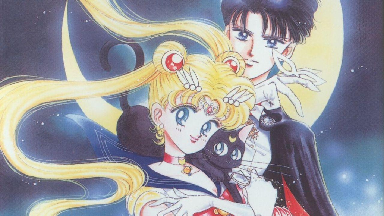 sailor moon manga naoko takeuchi