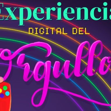 Mes orgullo lgbt twitch evento streaming