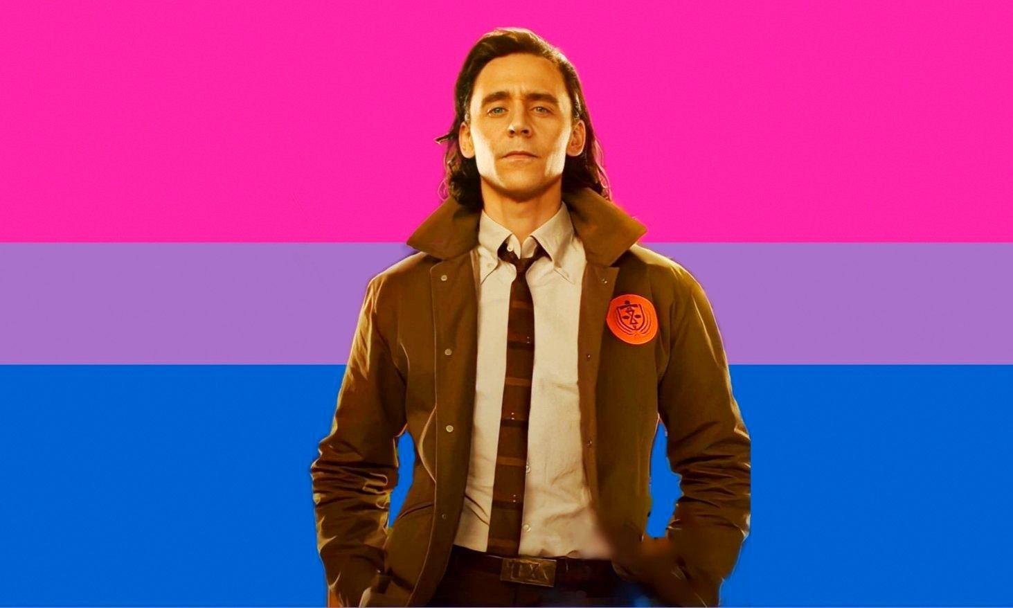 loki serie género fluido tom hiddleston