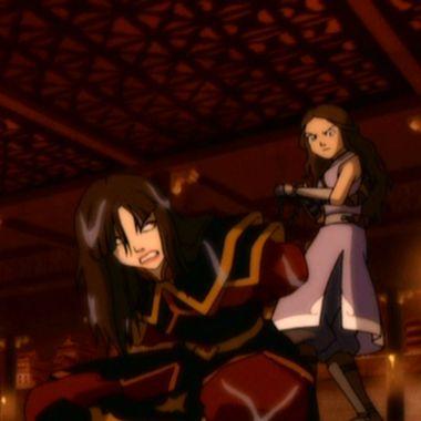 Avata: Chicas interpretan duelo entre Katara y Azula a través de estos cosplay