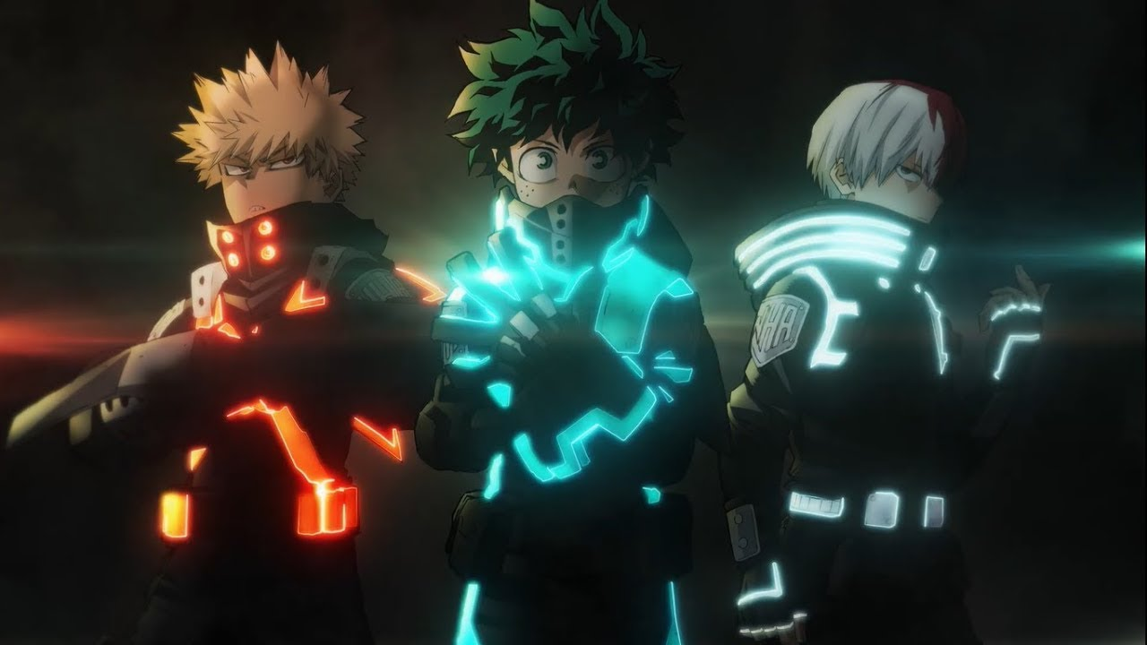 boku no hero academia world heroes mission trailer