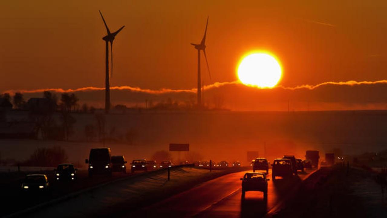 calentamiento global tierra nasa