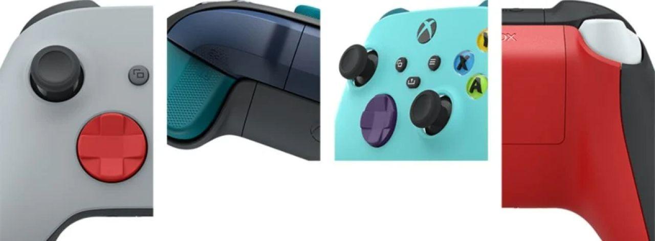 controles xbox personalizados consolas nuevas