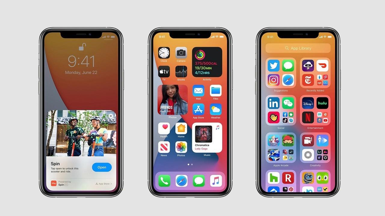 Apple Actualizaciones Sistema Operativo iOS 15