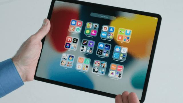 ipados 15 apple WWDC 2021