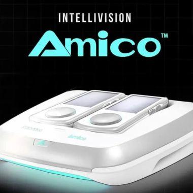 intellivision amico consola videojuegos retro