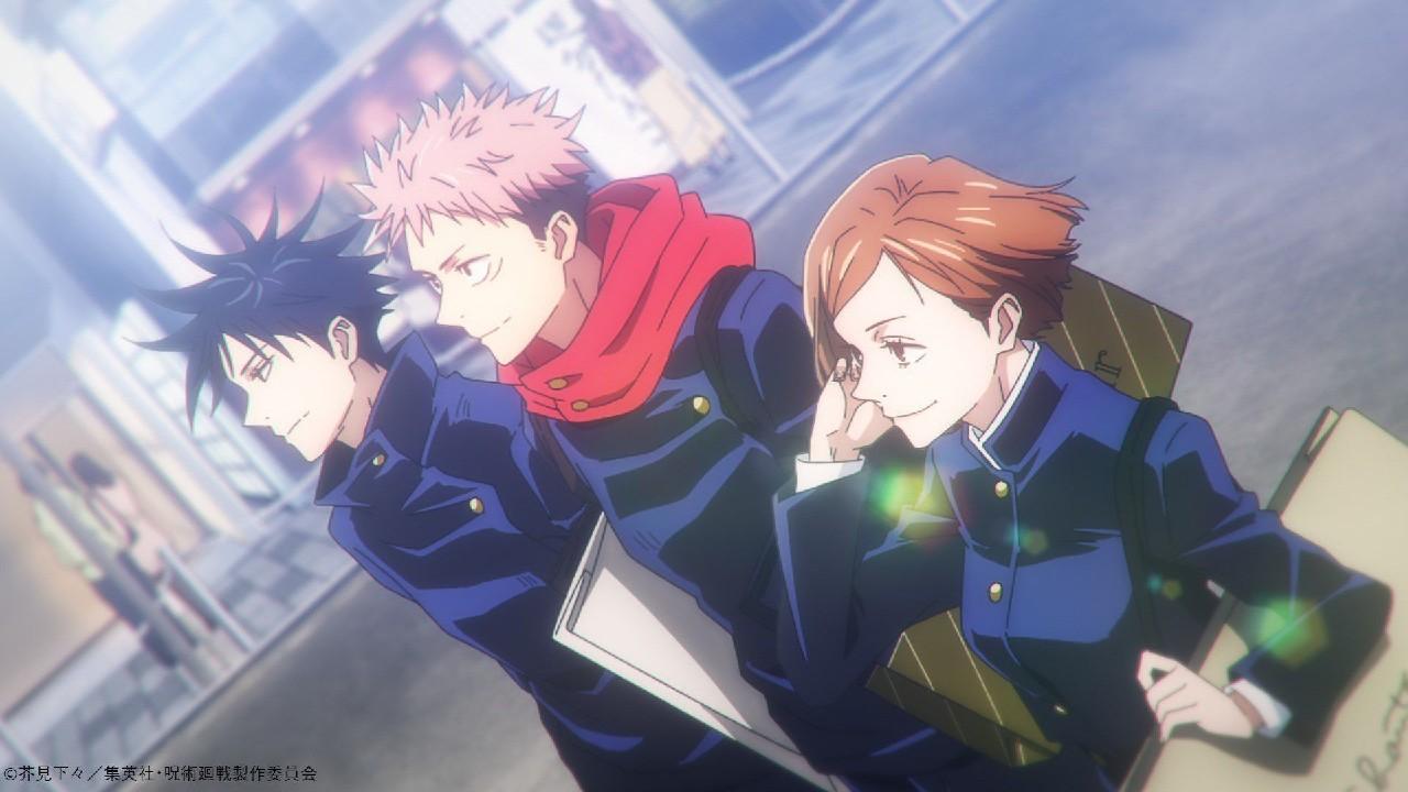 jujutsu kaisen anime estudio mappa segunda temporada