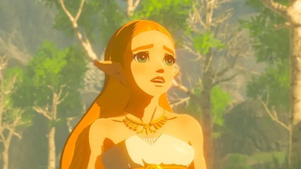The Legend of Zelda: Cosplayer rusa le da vida a la princesa Zelda de manera mágica