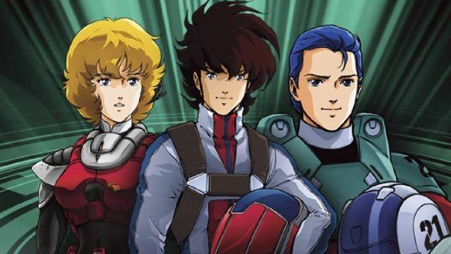 robotech collectors edition funimation anime