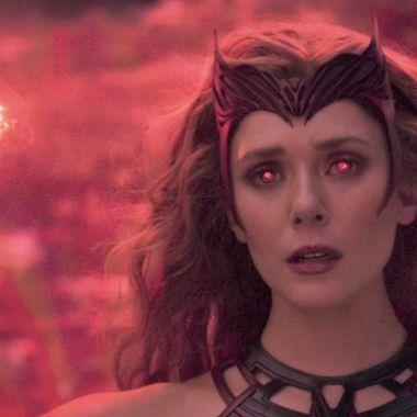 WandaVision: Chica recrea una de las escenas más emocionantes de Scarlet Witch con este cosplay