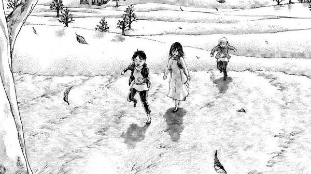 shingeki no kyojin manga final