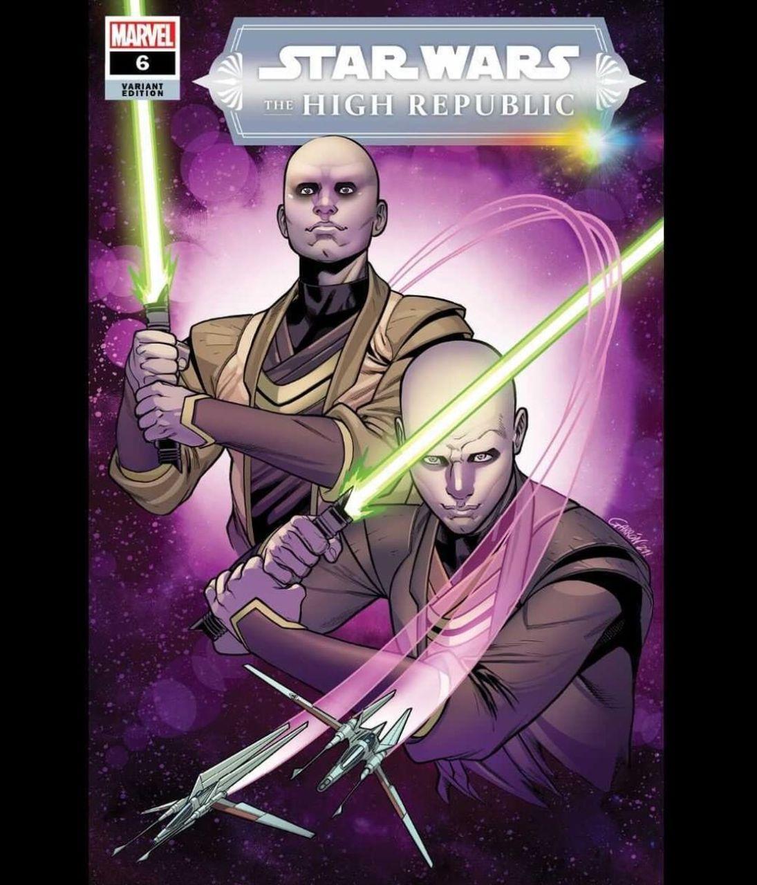 terec ceret gemelos star wars high republic