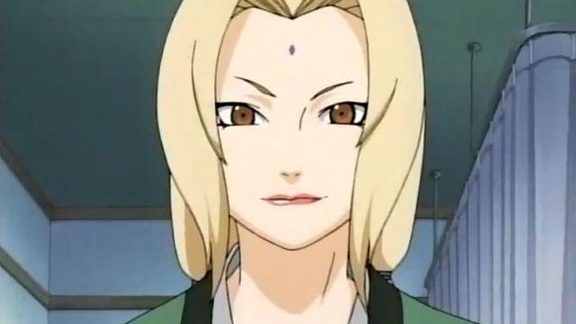 Naruto: Lady Tsunade es representada por una chica a través de un gran cosplay