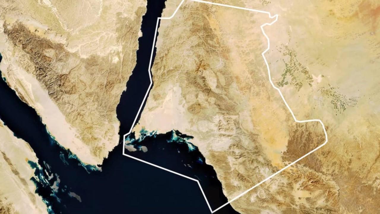 neom ciudad arabia saudita planta de hidrógeno