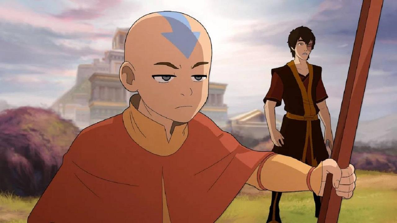 Avatar Nuevas Series Películas La Leyenda de Aang