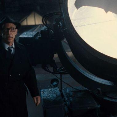 Batgirl comisionado gordon jk simmons actor