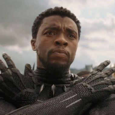 Black Panther 2 T'Challa Chadwick Boseman