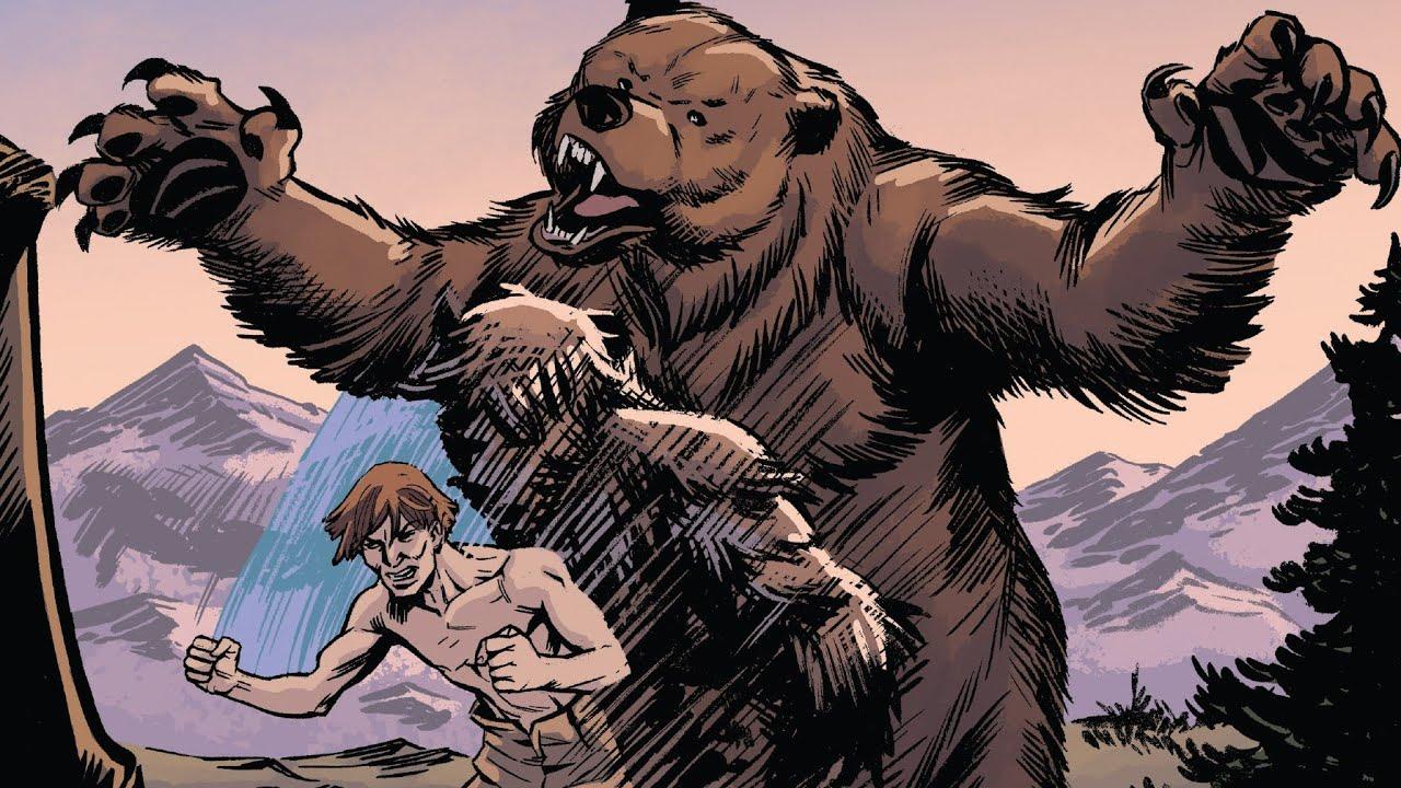Primer Mutante MCU Black Widow Película Ursa Major