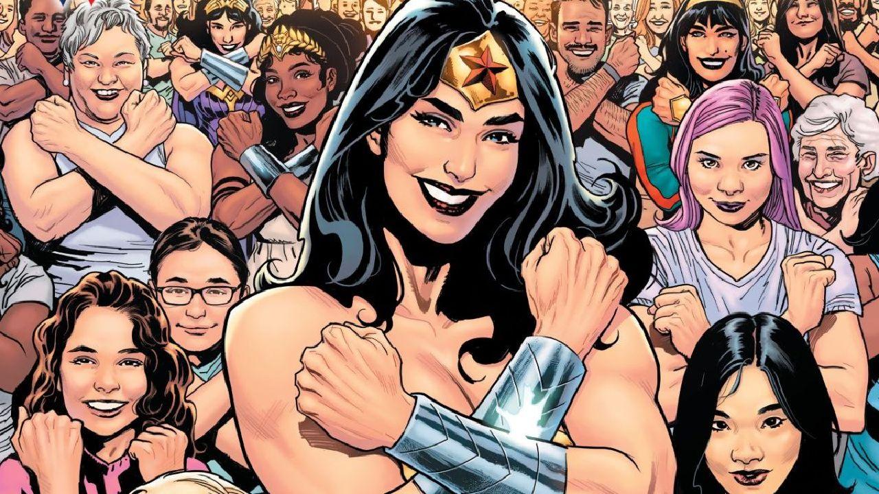comic con 2021 wonder woman
