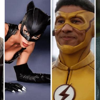 personajes de dc comics warner