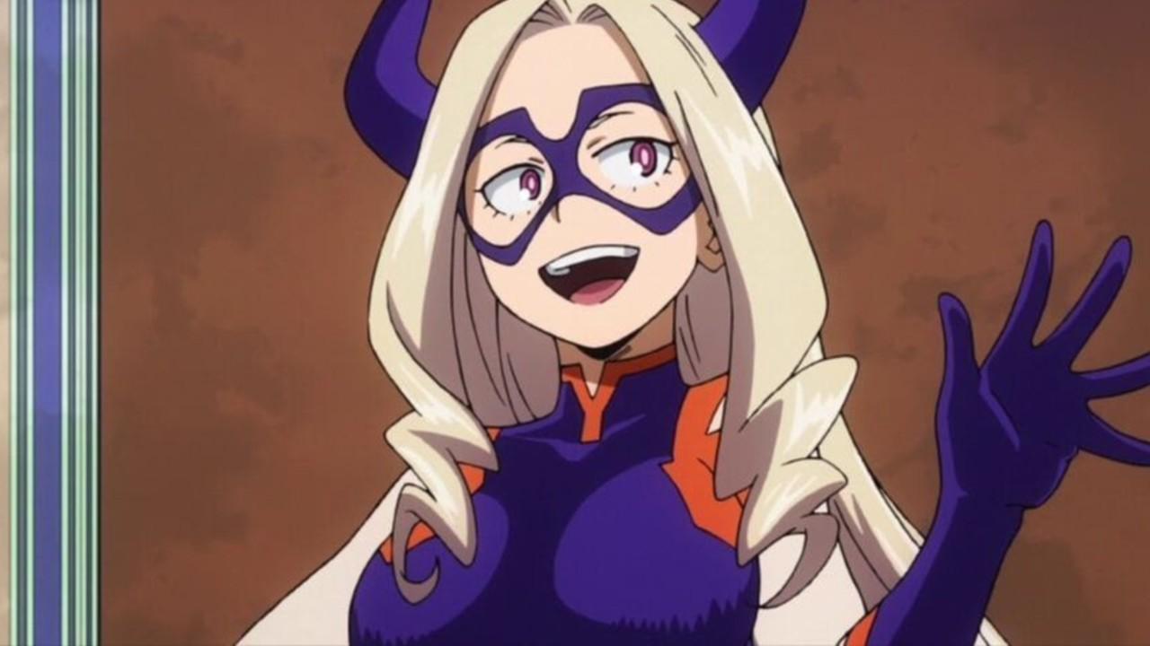 my hero academia cosplay mt lady mangoe