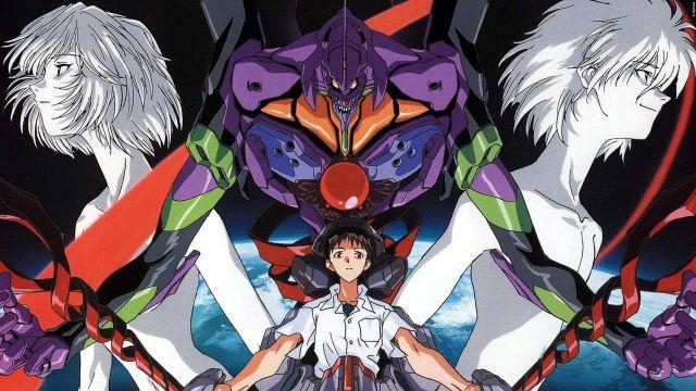 Evangelion Anime Neon Genesis Evangelion Película Shinji Evangelion Rebuil of Evangelion Amazon Prime Video