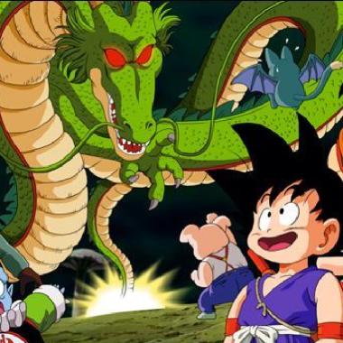 personajes de dragon ball shen long