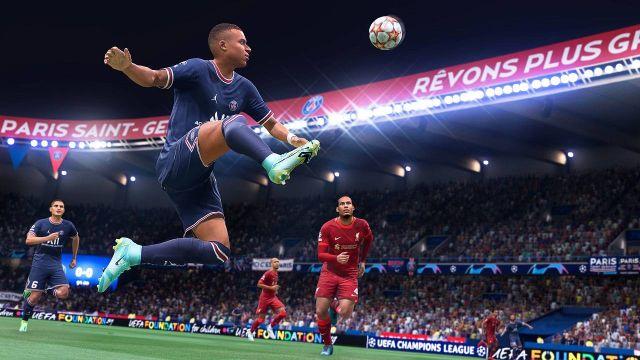 FIFA 22 Tráiler Fecha de Lanzamiento HyperMotion