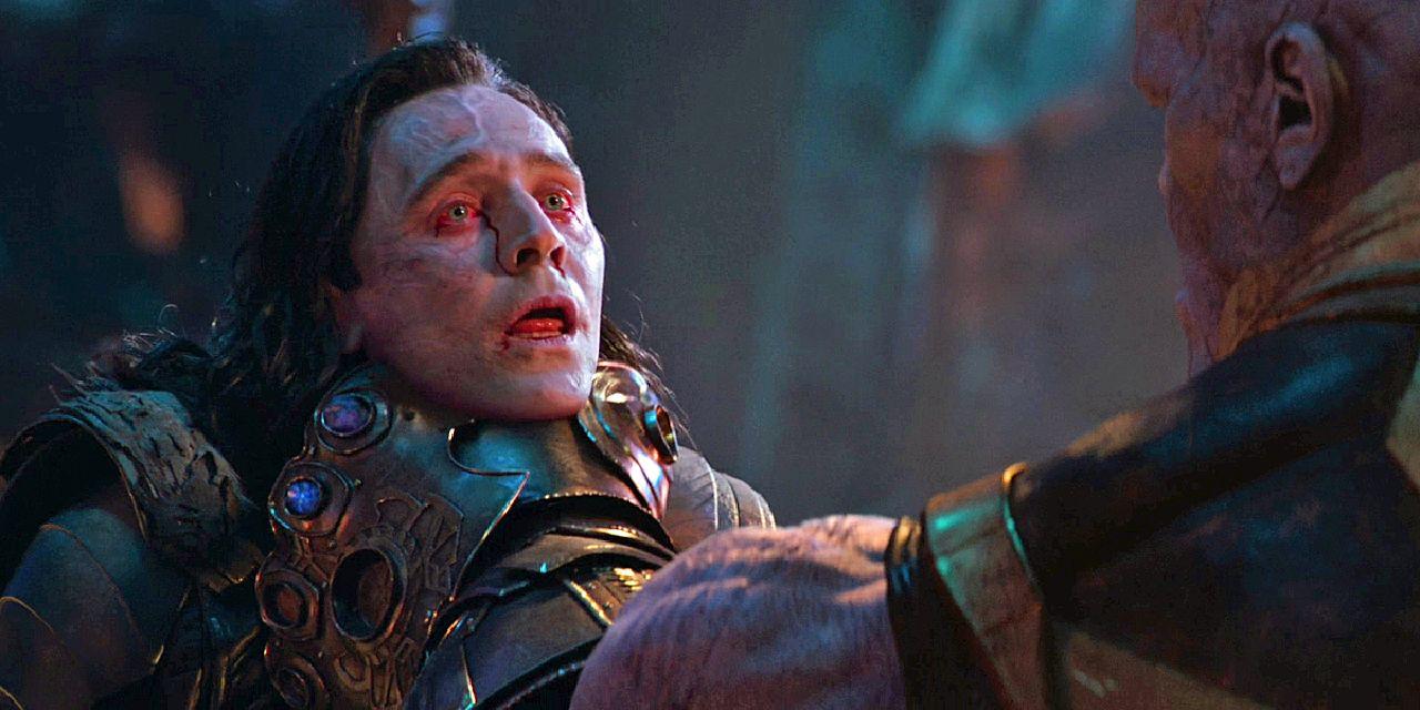 loki serie muerte thanos avengers infinity war