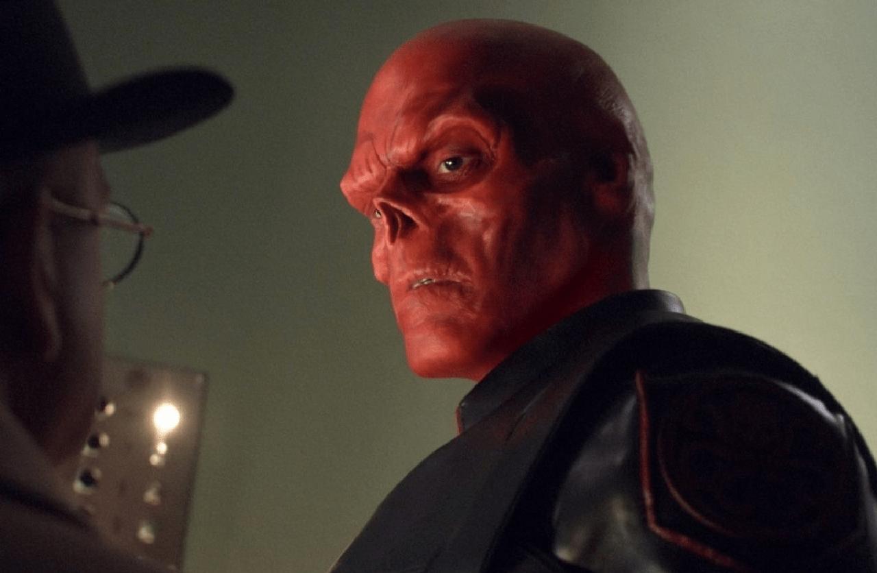 personajes de marvel red skull
