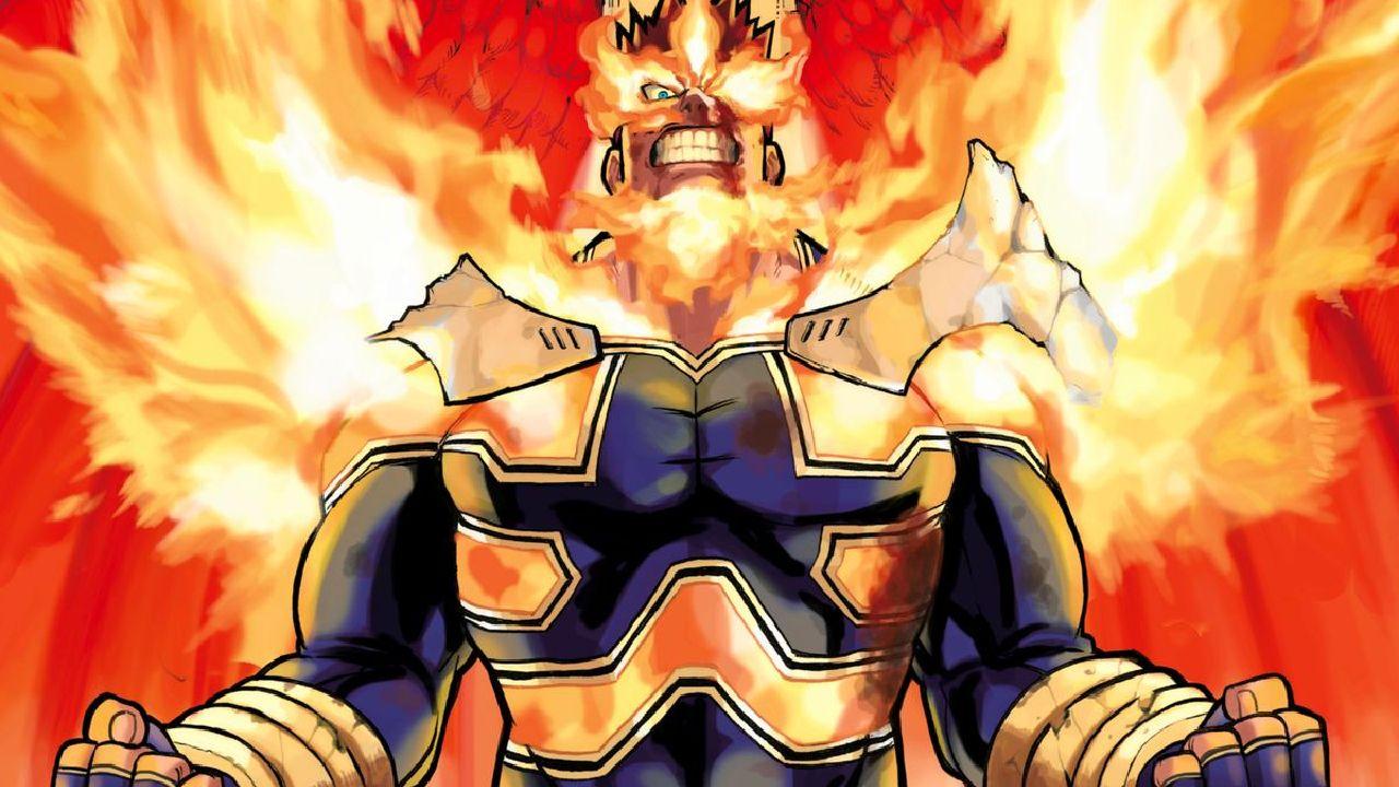 my hero academia anime endeavor